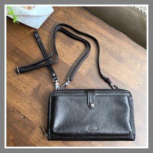 THE SAK 3 in 1 Phone Wallet/Wristlet/Crossbody Bag